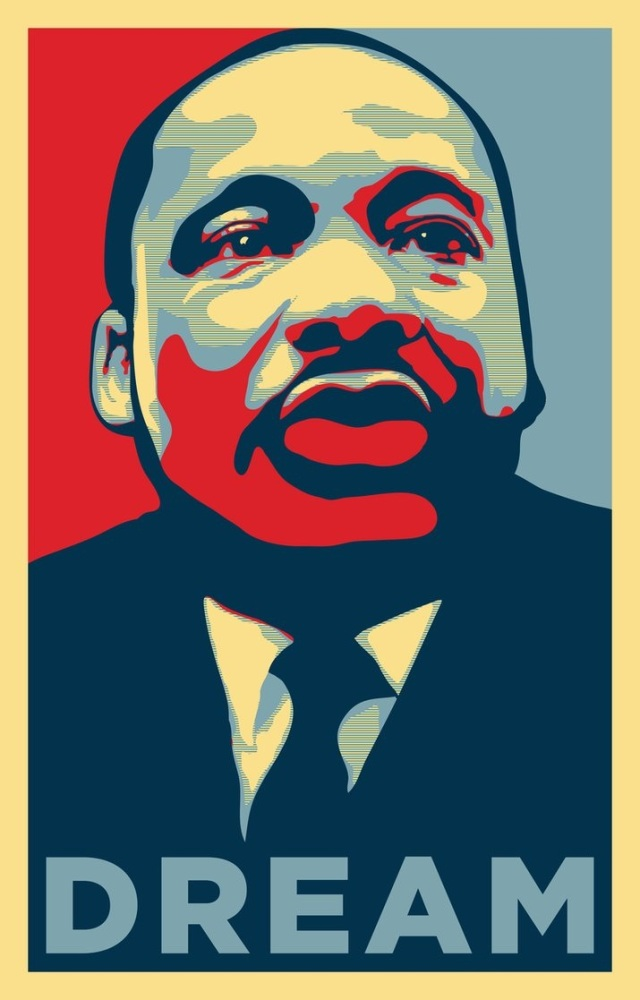 Happy MLK Day 2014